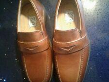 Boys shoes Revael Penny Jr Loafer influenced Cognac Color Comfy Size 12
