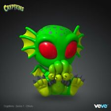 Veve NFT Collectible Cthulhu devil  -  UNCOMMON sold out