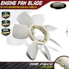 Radiator Fan Blade for Toyota Landcruiser Prado VZJ95 Hilux 4 Runner 3.4L 5VZFE