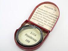 LIFA Panchrom 100 UV ? 36mm Aufsteckfilter 36mm slip on filter + Lifa case Dose