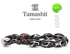 BRACCIALE ORIGINALE TIBETANO TAMASHII BKRA SHI (Simbolismo) INTELLIGENZA