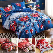 Santa Christmas Bedding Sets & Duvet Covers
