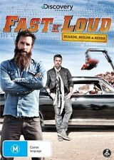 Fast N' Loud - Beards, Builds & Beers (DVD, 2014, 2-Disc Set)-FREE POSTAGE