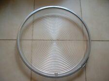 Grande lentille Gewiss en plexi luminaire éclairage projecteur de 56 cm