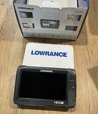 New listing Lowrance HDS 9 Carbon Fishfinder GPS FREE SHIPPING!!!