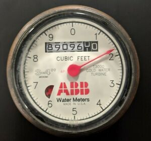 ABB Water Meters T3000 Meter Only
