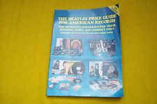 BEATLES price guide for American records BOOK Perry Cox Lindsay 3rd edition  Ç