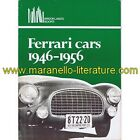 (3596) Ferrari cars 1946-1956 / R.M. Clarke / Brooklands