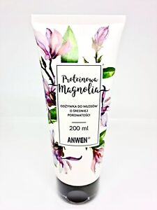 ANWEN Protein Magnolia Medium Porosity Hair Conditioner 200ml