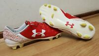 UNDER ARMOUR MENS FOOTBALL SHOES SIZE UK9 / EU 44