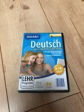 2 CD Rom´s Deutsch 3.+ 4. Klasse, Schülerhilfe, Lernprogramm