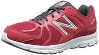 New Balance Men's M690V3 Running Shoe, Red/Navy, 7 M