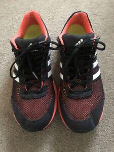 Adidas Adizero Boston Boost men's running shoes UK 7.5