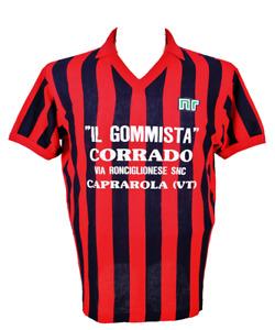 NR Vintage Italian Acrylic Football shirt #8
