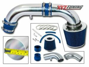 BLUE 95-00 Stratus Cirrus Breeze 2.0 2.4 Air Intake System +Filter (Sedan Only)
