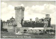 VIGOLENO DI VERNASCA - IL CASTELLO (PIACENZA) 1962