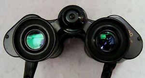Viking 8x30 Multi-Coated binoculars + case, serial No.1047. Made in Japan, J-B24