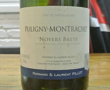"6 bt PULIGNY MONTRACHET "" NOYERS BRETS "" 2014 PILLOT F. & LAURENT"