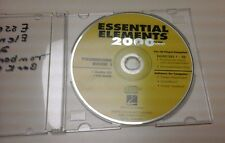 Essential Elements Trombone Book One Cd Only