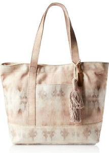 Lucky Brand Pomo Large Tote Pink Multi