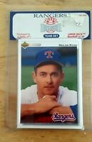 1992 Upper Deck Texas Rangers Team Set Factory Sealed Ryan Palmerio Gonzalez