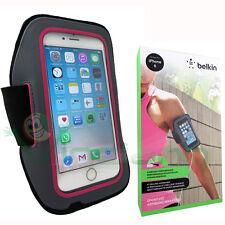 Armband fascia Sport Fit BELKIN pr iPhone 6 4.7 6S custodia braccio fitness rosa