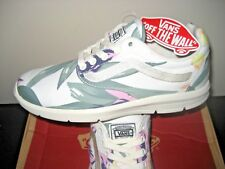 Vans Womens Iso 1.5 Vintage Floral Marshmallow White Skate Shoes Size 7.5 NWT
