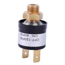 90-120PSI Luftdruckschalter Druckschalter Für Lufthörne Kompressor Trompete 12V