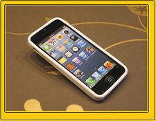 IPhone 5, iPhone 5s * Guscio Case Custodia Protettiva S-LINE BIANCO UVP. (a5s)
