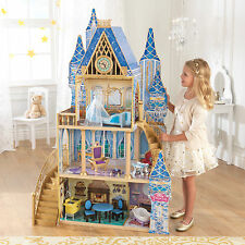New Kidkraft Disney Cinderella Royal Dream Dollhouse Kids Dollhouse Dolls House