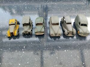 Dinky Toys Car Collection #6