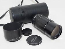 Pentax Super Multi Coated Takumar 200mm f/4 4.0 M42  Lens Adapt to Canon Sony