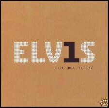 ELVIS PRESLEY - 30 #1 HITS D/Remastered CD w/BONUS Track ~ 50's~60's~70's *NEW*