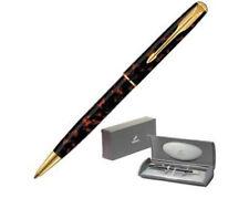 Parker Sonnet Firedance Ballpoint Pen New In Box  Beautiful & Rare Color Design