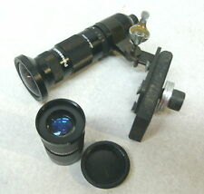 PANASONIC INDUSTRIAL MICRO CAM WITH 3MM & 7.5MM LENSES
