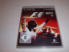 PlayStation 3  PS3   F1 2011