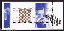 NVPH 1969 BLOK MAX EUWE SCHAKEN 2001 POSTFRIS CAT.WRD 2,50 EURO