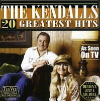 The Kendalls - 20 Greatest Hits [New CD]