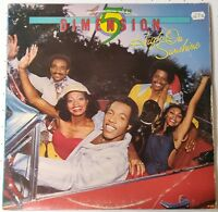 The 5th Dimension - High On Sunshine - LP - Motown Records 1978