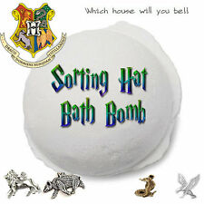 Harry Potter Sorting Hat Bathbomb Original And Best By Scentd Of Edinburgh
