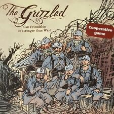Cool Mini Or Not: The Grizzled cooperative game (New)