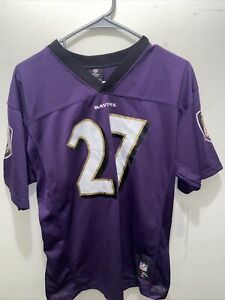 Ray Rice NFL Baltimore Ravens Mid Tier Away home Jersey Youth L-XL