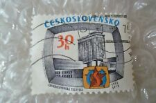 Stamp- Ceskoslovensko 30h Postal Stamp - lot of 1 (Used)