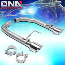 """FOR 2015-2017 FORD MUSTANG 5.0L AXLE CAT BACK SYSTEM W/DUAL 4""""OD EXHAUST TIPS"""