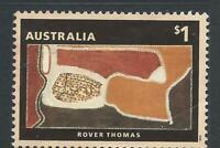 Australia 1993 Aborigine Art $1 Used Stamp Rover Thomas