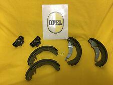 NEU Bremsbacken + Radbremszylinder hinten für Kadett C 1,0 + 1,2 Liter Modelle