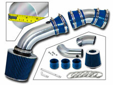 BCP BLUE 96-99 C1500 K1500 Suburban 5.0/5.7 V8 Cold Air Intake Induction Kit