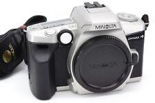 Minolta Dynax (Maxxum) 4 body 35mm película SLR funda neopreni cámara reflex electrónicamente