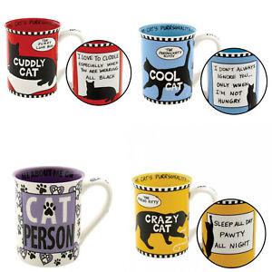 Kaffeebecher, Becher, Tasse, Katzen-Cool Cat, Crazy Cat, Cuddly Cat, Cat Person