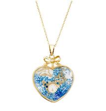 Disney Necklace✿Kingdoms Castles Cinderella Floating Crystals Shoe Clock Crown +